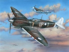 Aviao Supermarine Spitfire MK.VC - RAAF Service - SPECIAL HOBBY