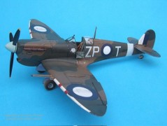 Aviao Supermarine Spitfire MK.VC - RAAF Service SPECIAL HOBBY