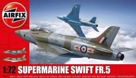 Aviao Supermarine Swift F.R. - AIRFIX