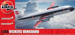 Aviao Vickers Vanguard - AIRFIX