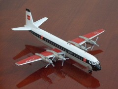 Aviao Vickers Vanguard AIRFIX