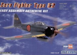 Avião Zero Fighter Type 52                         80241 HOBBYBOSS