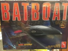 Batman - Batboat - AMT