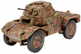Blindado German Armoured Scout Vehicle P 204 (f) REVELL ALEMA