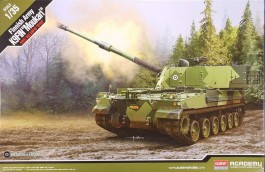 Blindado K9FIN Moukari - Finnish Army 155mm Self Propelled H - ACADEMY