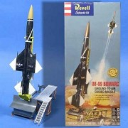Bomarc IM-99 Missile and Launching Plataform - REVELL