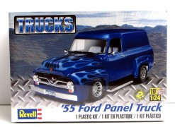 Carro 1955 Ford Panel Truck - REVELL AMERICANA