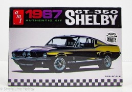 Carro 1967 Shelby GT-350 Ford Mustang - AMT