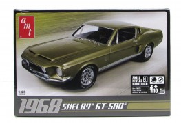 Carro 1968 Shelby GT-500 Ford Mustang - AMT
