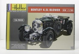 Carro Bentley 4.5L with Blower 1927 - 24hrs Le Mans    80722