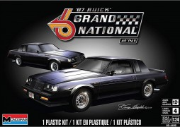 Carro Buick Grand National 1987 2 em 1 - REVELL