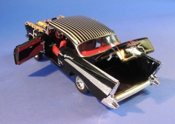 "Carro Chevy Bel Air 1957 - ED ""Big Daddy"" Roth REVELL AMERICANA"
