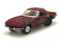 Carro Chevy Corvete Ko-Motion - JOHNNY LIGHTNING