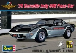 Carro Chevy Corvette 1978 - INDY 500 PACE CAR - REVELL AMERICANA