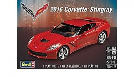 Carro Chevy Corvette C7 StingRay 2016                  4425 - REVELL