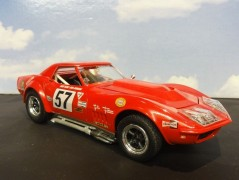 Carro Chevy Corvette L-88 Rebel Racer REVELL
