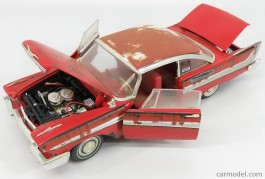 Carro Christine o Carro Assassino - Plymouth Belvedere 1958 AMT