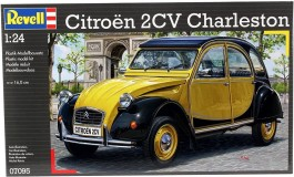Carro Citroen 2CV - Charleston                         07095 - REVELL
