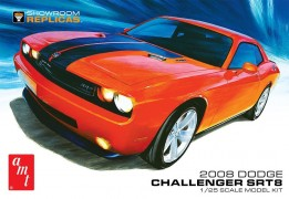 Carro Dodge Challenger SRT-8 2008 - AMT