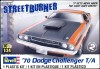 Carro Dodge Challenger T/A 1970 - REVELL AMERICANA