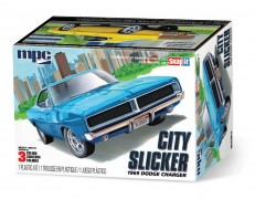 Carro Dodge Charger R/T 1969 - City Slicker - MPC
