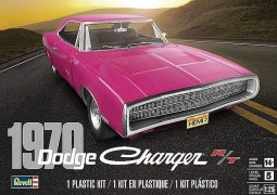 Carro Dodge Charger R/T 1970 - REVELL
