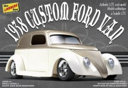 Carro Ford Custom Van 1938 - LINDBERG