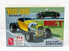 Carro Ford Model A - Roadster - 2 CARROS COMPLETOS - AMT