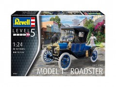 Carro Ford Model T Roadster 1913 - REVELL
