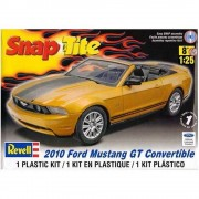 Carro Ford Mustang GT - 2010 - Convertible              1963 - REVELL AMERICANA