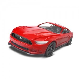 Carro Ford Mustang GT 2015 REVELL AMERICANA