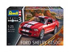 Carro Ford Mustang Shelby GT 500               07044 - REVELL