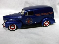 Carro Ford Sedan Delivery 1940 - Gene Winfield  - 3 EM 1 AMT