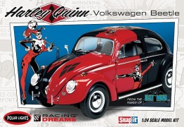 Carro Fusca DC Comics Harley Quinn VW Bettle - BATMAN - POLAR LIGHTS