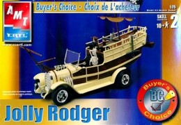 Carro Jolly Rodger - AMT