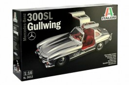 Carro Mercedes Benz 300 SL Gullwing      1/16           3645 - ITALERI
