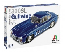 Carro Mercedes Benz 300 SL Gullwing                     3645 - ITALERI