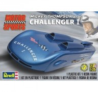 Carro Mickey Thompson's Challenger - REVELL