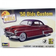 Carro Olds Custom 1950 - REVELL AMERICANA
