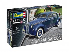 Carro Opel Admiral Saloon  - Luxury Class Car          07042 - REVELL
