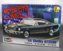 Carro Shelby Mustang GT 350H - REVELL AMERICANA