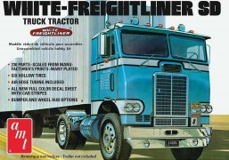 Cavalo Mecanico White Freightliner SD - Truck Tractor - AMT