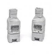 Churrasqueira - 2 Pecas ARSENAL HOBBY