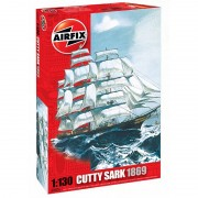 Clipper Ship Cutty Sark 1869               09253 - AIRFIX