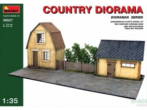 Country Diorama MINIART MODELS