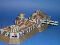 D-Day Coastal Defence Fort - Fortificacao Costeira AIRFIX