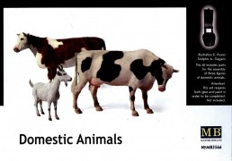 Domestic Animals - MASTER BOX