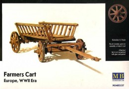 Farmers Cart - Europe - WWII Era - MASTER BOX