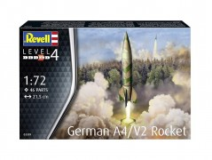 German A4 / V2 Rocket - Bomba V-2                    03909 - REVELL