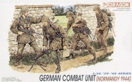 German Combat Unit - Normandy 1944 - DRAGON
